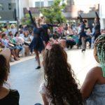 Sábado teve programação de aniversário do Teatro Municipal Bruno Nitz