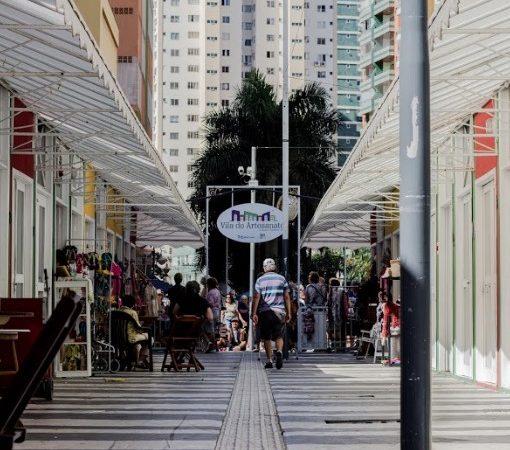 Inscrições para a Vila do Artesanato estão abertas