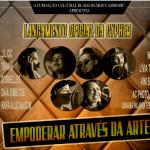 """Festa de lançamento da primeira """"Cypher Empoderar Através da Arte"""""""