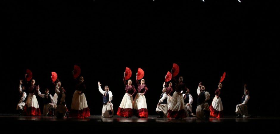 Grupo de Balneário Camboriú vence competição de danças populares em Joinville