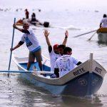 Arrancadão de Canoas marcará fim da safra da tainha no sábado e domingo