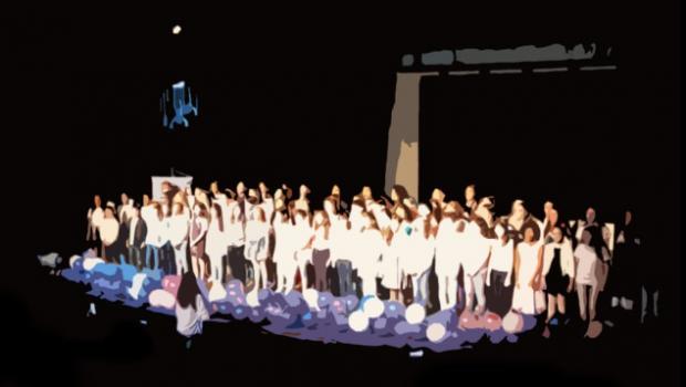 16/7 – 20h CEAC PROJETO OFICINAS apresenta: Coral Municipal Infanto-Juvenil