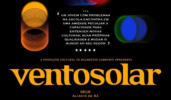 """Amanhã! Exibição gratuita do Curta """"Vento Solar"""" (LIC)"""