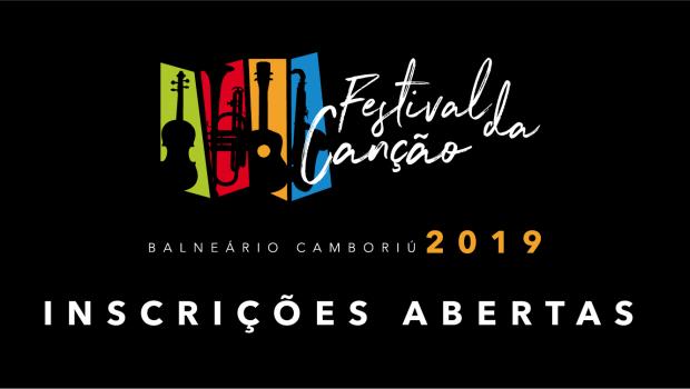 Abertas as inscrições para o Festival da Canção de Balneário Camboriú