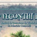 LIC: Festival de Contadores de Histórias de Balneário Camboriú começa nesta quarta-feira