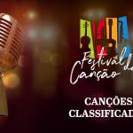 Canções selecionadas para o Festival da Canção 2019