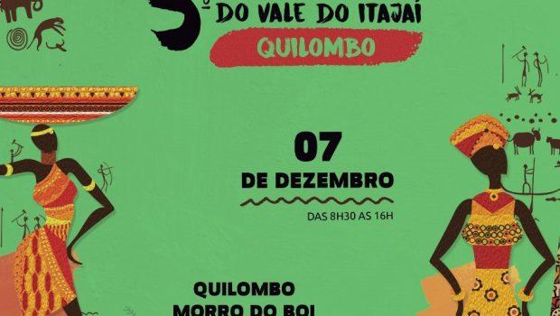 LIC: Festival Catarinense de Culturas Afro será neste sábado no Quilombo Morro do Boi