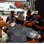 Roda de samba anima a Feira da Cultura neste sábado