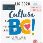 Live – Lei de Incentivo à Cultura
