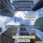 Palestra Economia Criativa