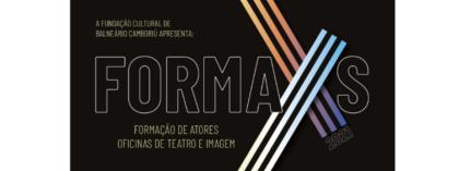 Formaxs 2021 – Oficinas de Teatro e Imagem