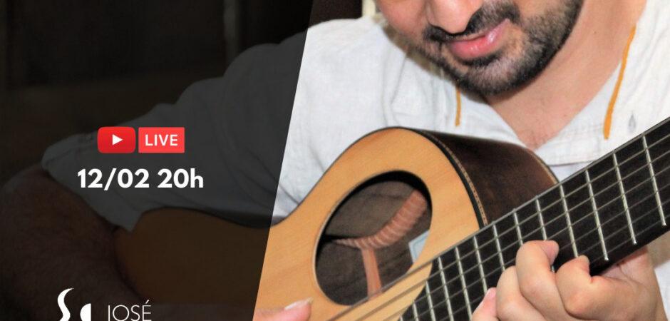 Violonista José Miranda apresenta show virtual na sexta-feira