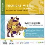 Oficina gratuita sobre técnicas e estilização da dança será nesta quinta-feira