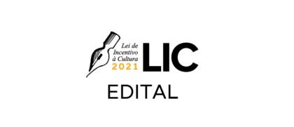 EDITAL DE CONCURSO LIC Nº. 001 /2021