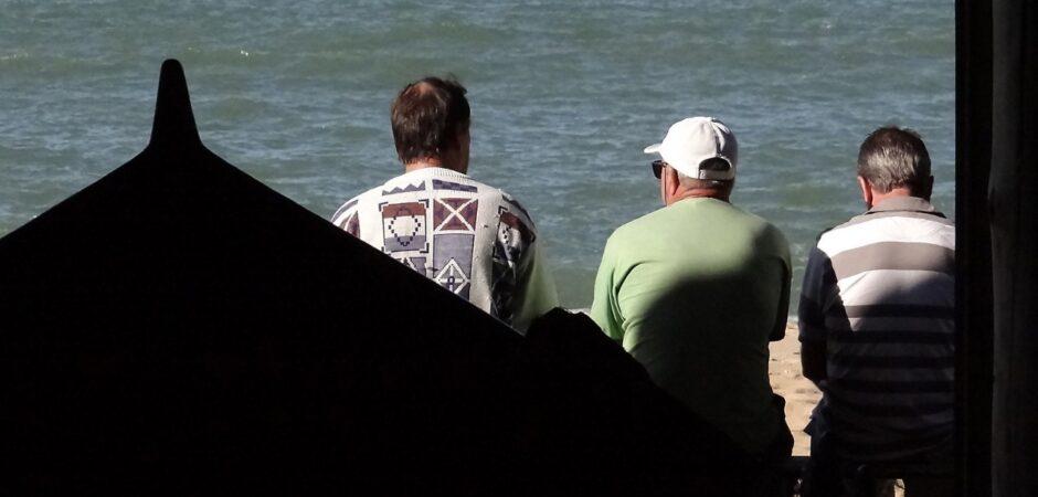 Preparativos para a pesca da tainha em Balneário Camboriú começaram