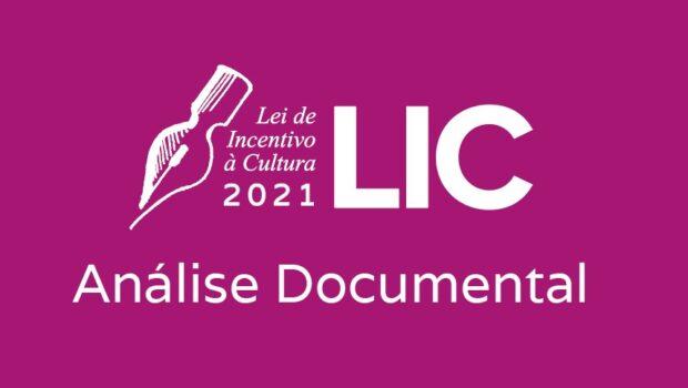 Lista final das inscrições habilitadas da LIC – Edital n° 001/2021