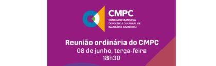 Reunião ordinária do CMPC