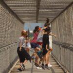 Corpocidade registra danças e situações vividas em Balneário Camboriú