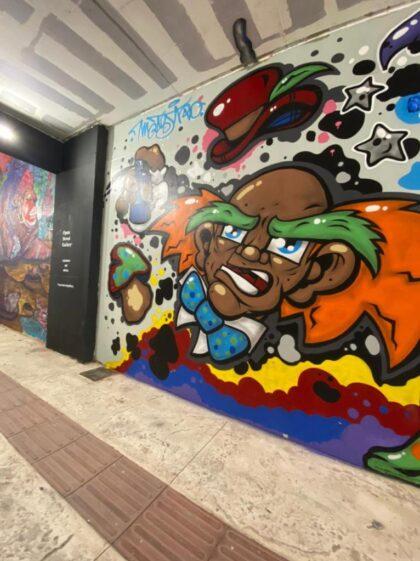 Live sobre intervenções artísticas no espaço urbano será nesta quinta-feira